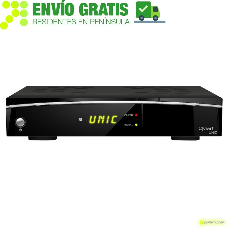 QVIART Receptor Satelite UNIC