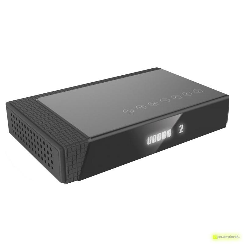 QVIART Receptor Satélite UNDRO 2 IPTV IKS - Ítem2