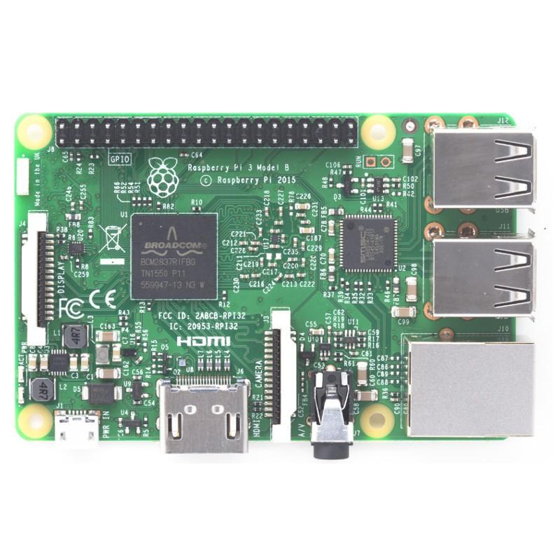 Raspberry Pi 3 Model B - Ítem3
