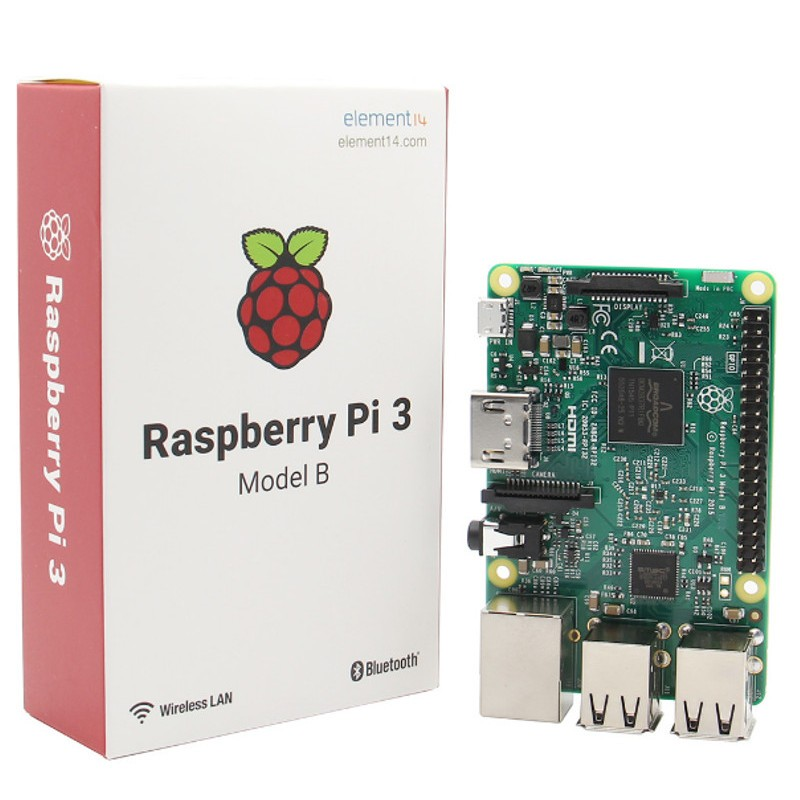 Raspberry Pi 3 Model B - Ítem7
