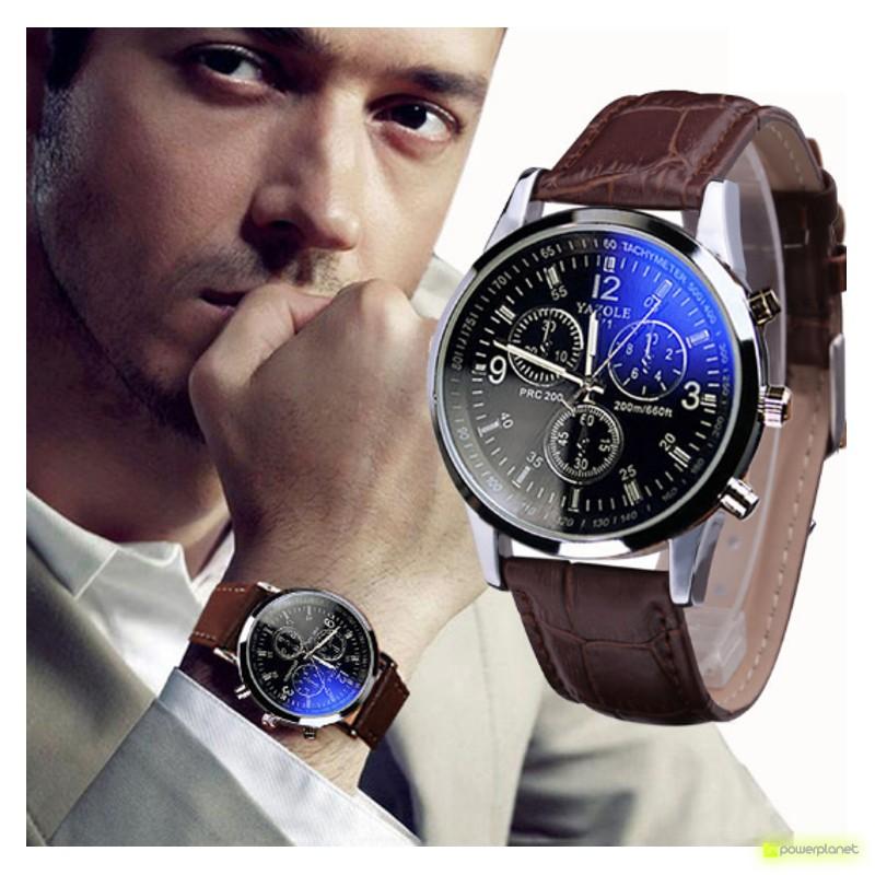 Reloj Clásico Yazole - Ítem1