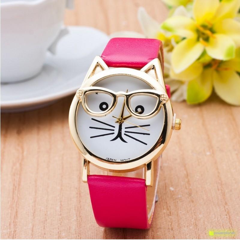 Reloj Hipster Cat - Ítem3