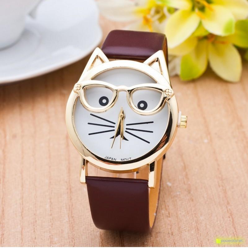 Reloj Hipster Cat - Ítem4