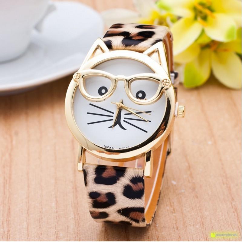 Reloj Hipster Cat - Ítem2