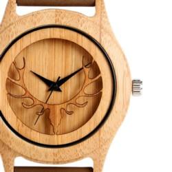 Reloj de Madera Alce - Ítem2