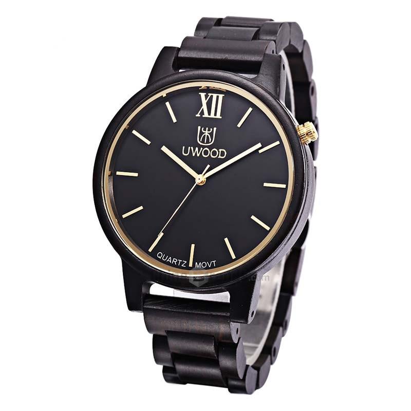 Reloj de Madera Uwood UW-1002-M - Ítem1