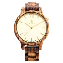 Reloj de Madera Uwood UW-1002-M - Ítem2