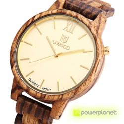 Reloj de Madera Uwood UW-1002-M - Ítem3