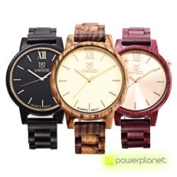 Reloj de Madera Uwood UW-1002-M - Ítem6