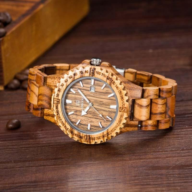 Reloj de Madera Uwood UW-1005-M - Ítem2