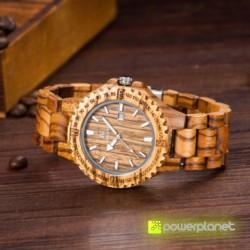 Reloj de Madera Uwood UW-1005-M - Ítem1