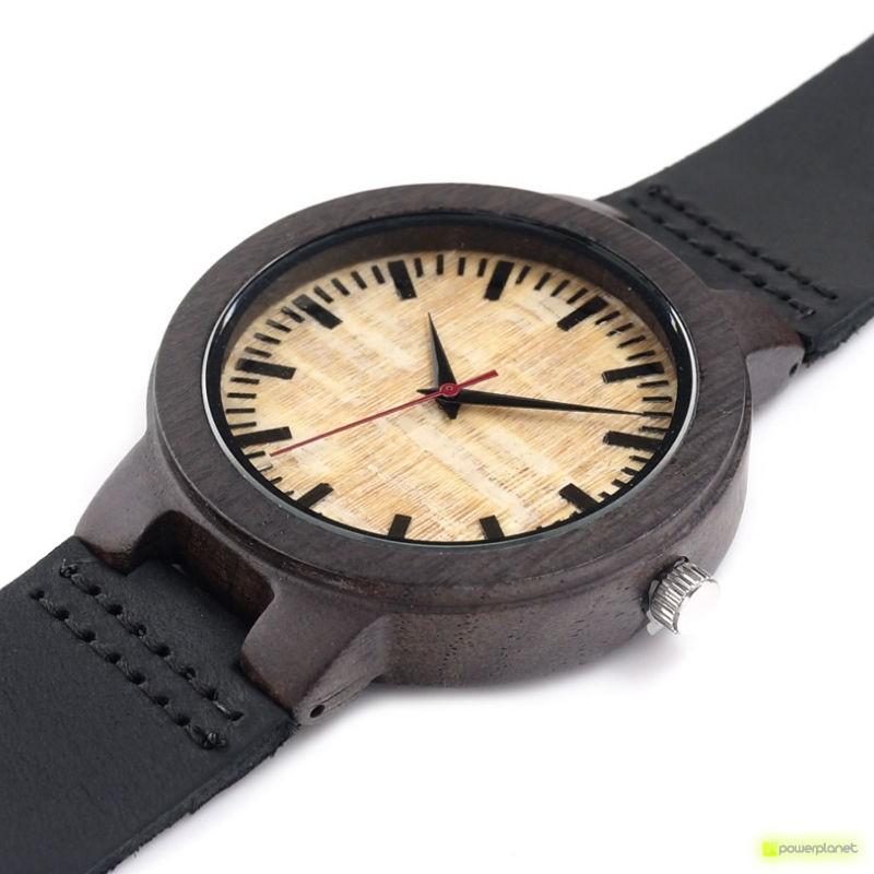 Reloj de Madera Wengué - Ítem2