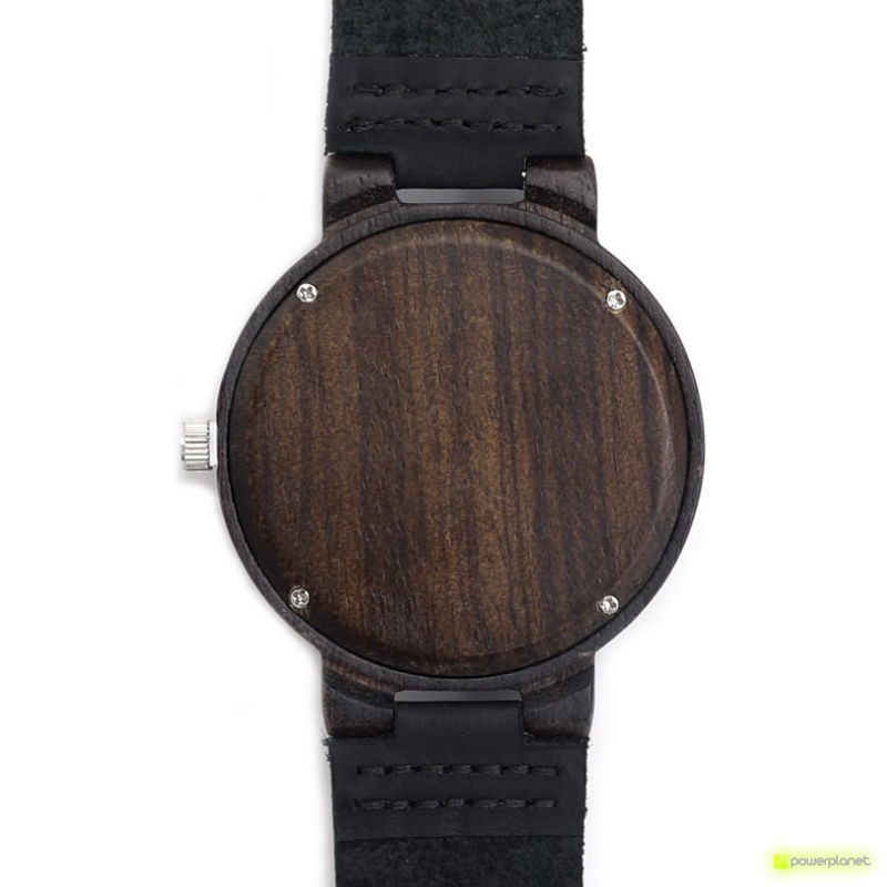 Reloj de Madera Wengué - Ítem3