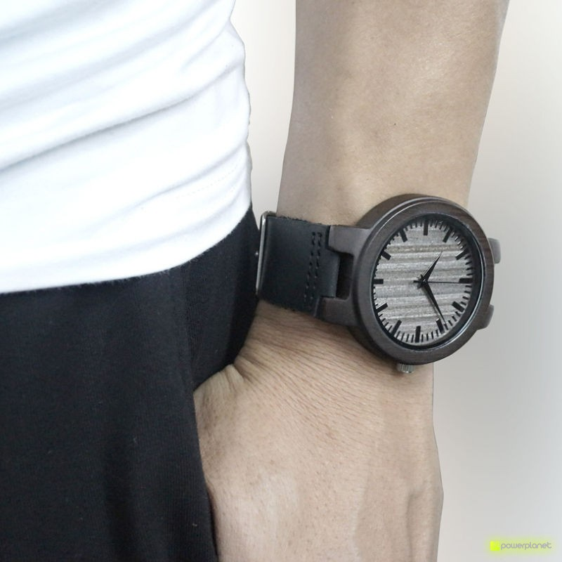 Reloj de Madera Wengué - Ítem5