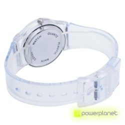 Relógio transparente Crânio - Item3