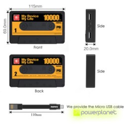 Remax Power Bank Cassete - Ítem3