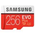 Tarjeta Samsung SDXC EVO+ 256GB