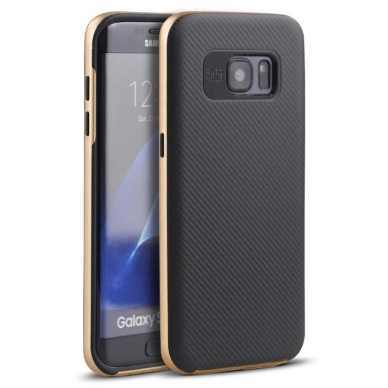 Funda de silicona Samsung Galaxy S7 Edge Ipaky - Ítem1