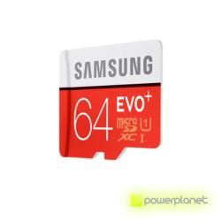 Samsung SDXC 64GB tarjeta de memoria, buen precio, compre en powerplanetonline.com - Ítem1