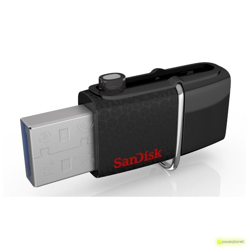 Sandisk Ultra Dual 64GB OTG USB 3.0 - Item1