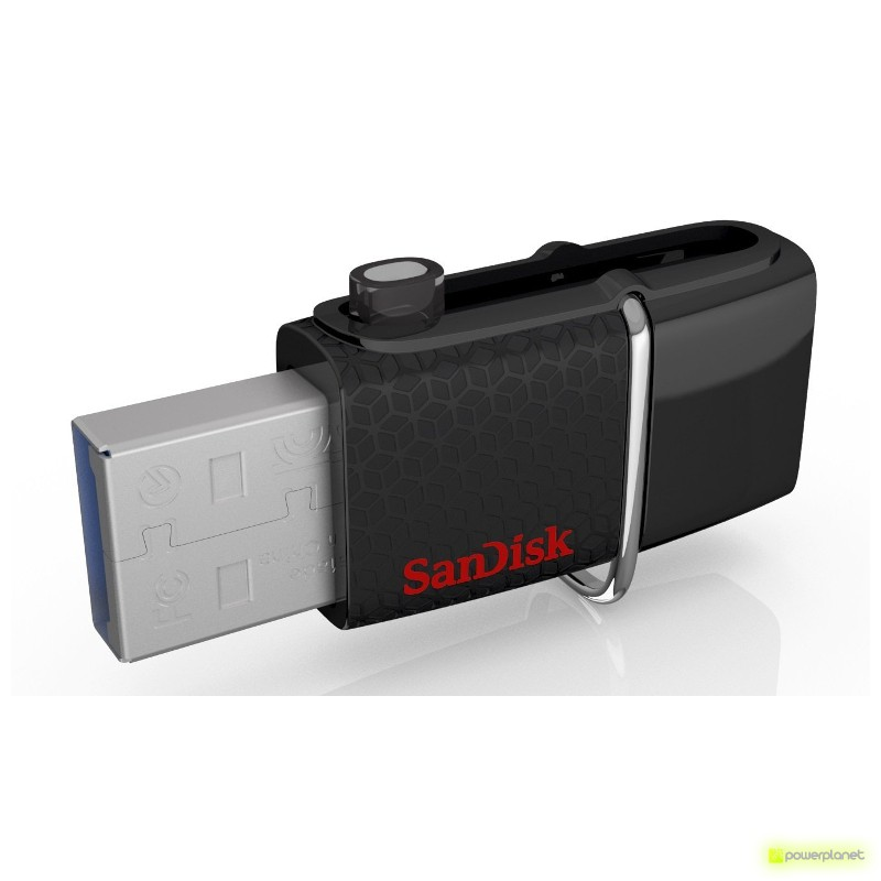 Sandisk Ultra Dual 16GB OTG USB 3.0 - Item2