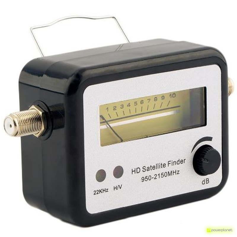 SatFinder - Locator Signal - Item1