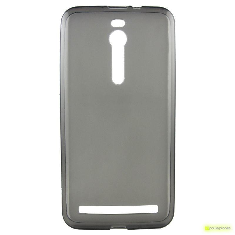 Capa de silicone para Asus Zenfone 2 - Item1