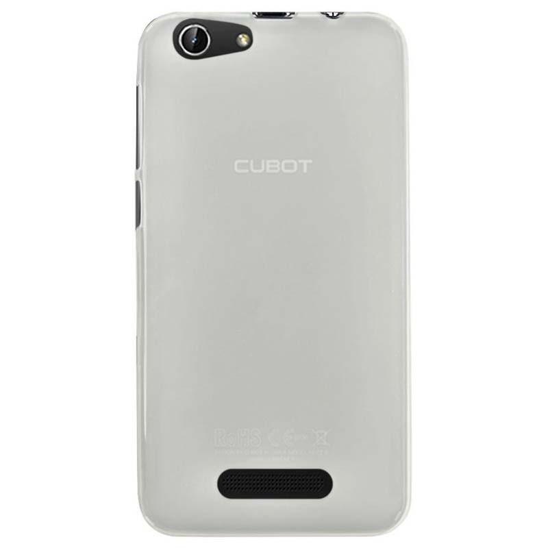 Capa de silicone para Cubot Note S - Item1