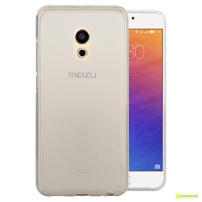 Capa de silicone para Meizu Pro 6 - Item2