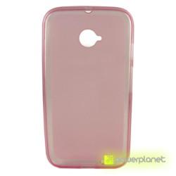 Capa de silicone para Motorola Moto E (2ND GEN) - Item1