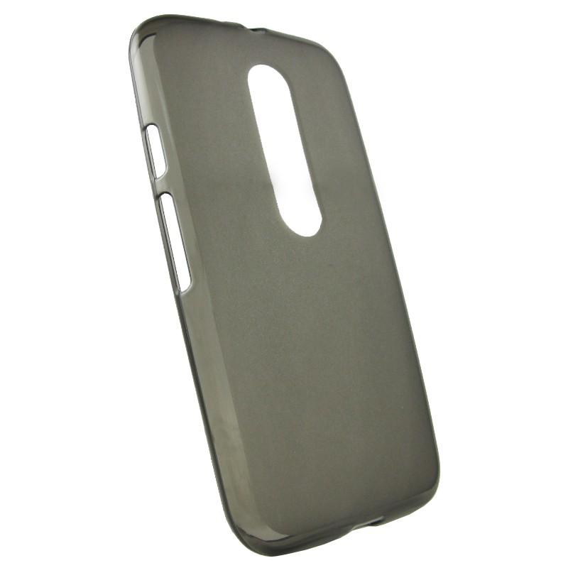 Capa de silicone para Motorola MOTO G 3 Gen