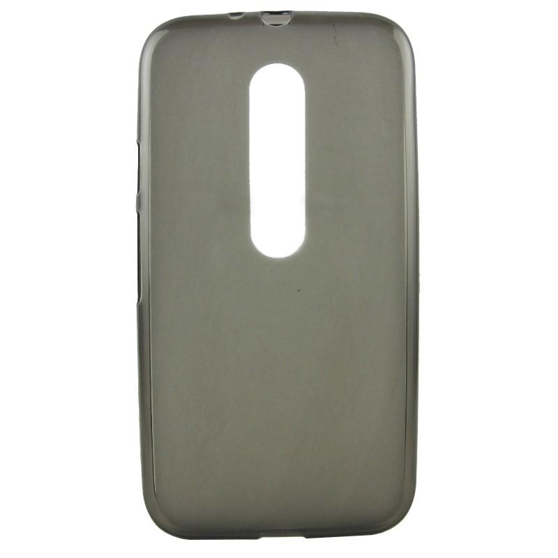Capa de silicone para Motorola MOTO G 3 Gen - Item1