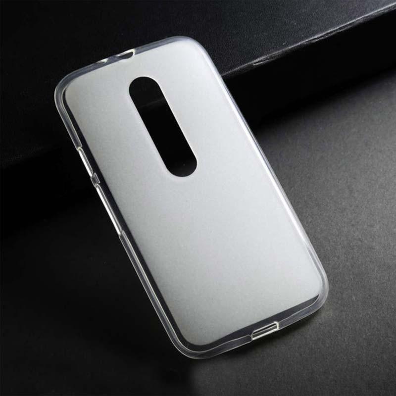 Capa de silicone para Motorola MOTO G 3 Gen - Item2