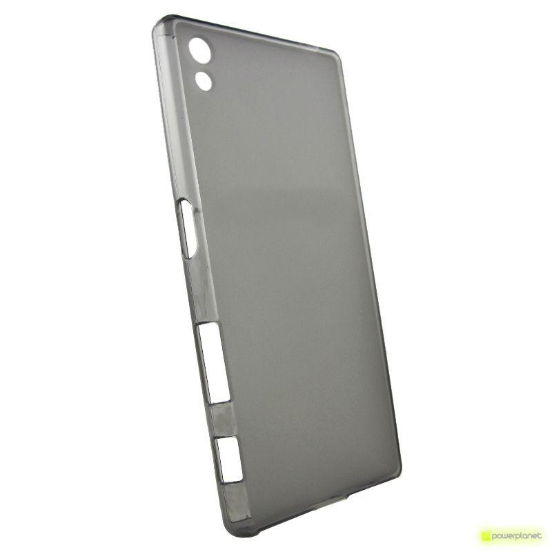 Capa de silicone para Sony Xperia Z5