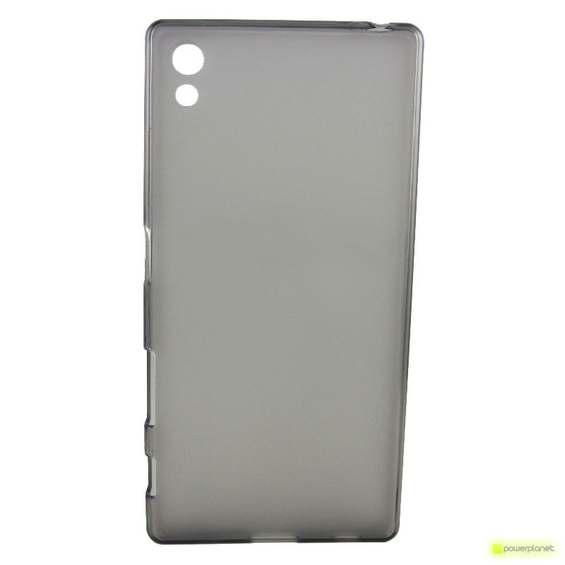 Capa de silicone para Sony Xperia Z5 - Item1