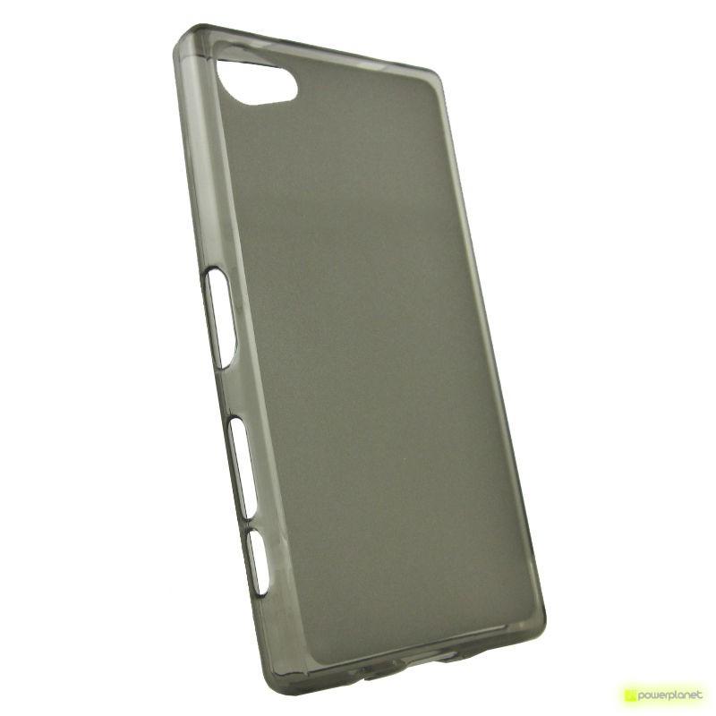 Capa de silicone para Sony Xperia Z5 Compact