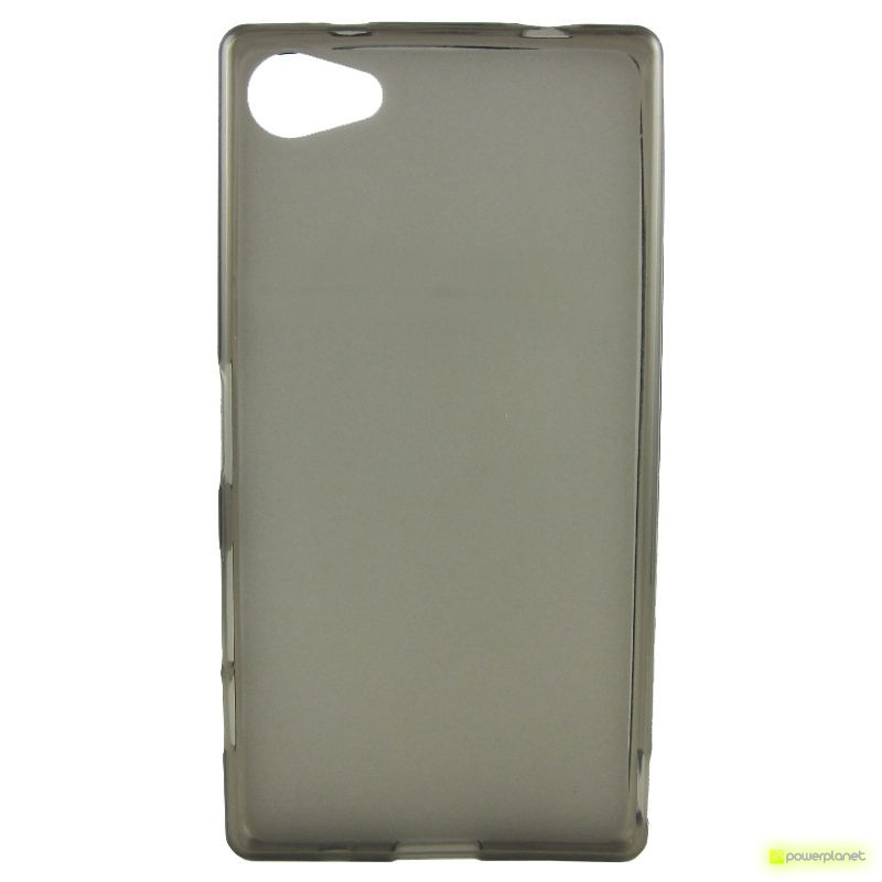 Capa de silicone para Sony Xperia Z5 Compact - Item1