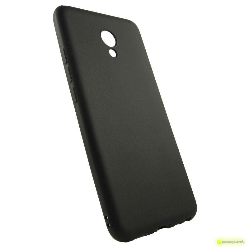 Capa de silicone para Meizu MX6