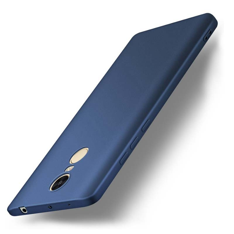 Funda de silicona para Xiaomi Redmi Note 4 - Ítem1