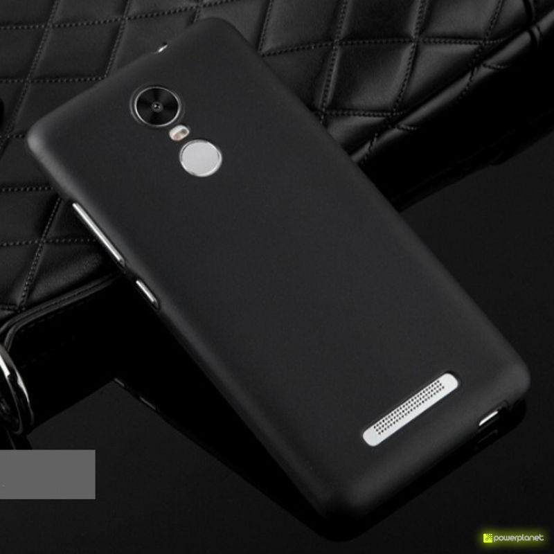 Capa de silicone para Xiaomi Redmi Note 4 - Item2