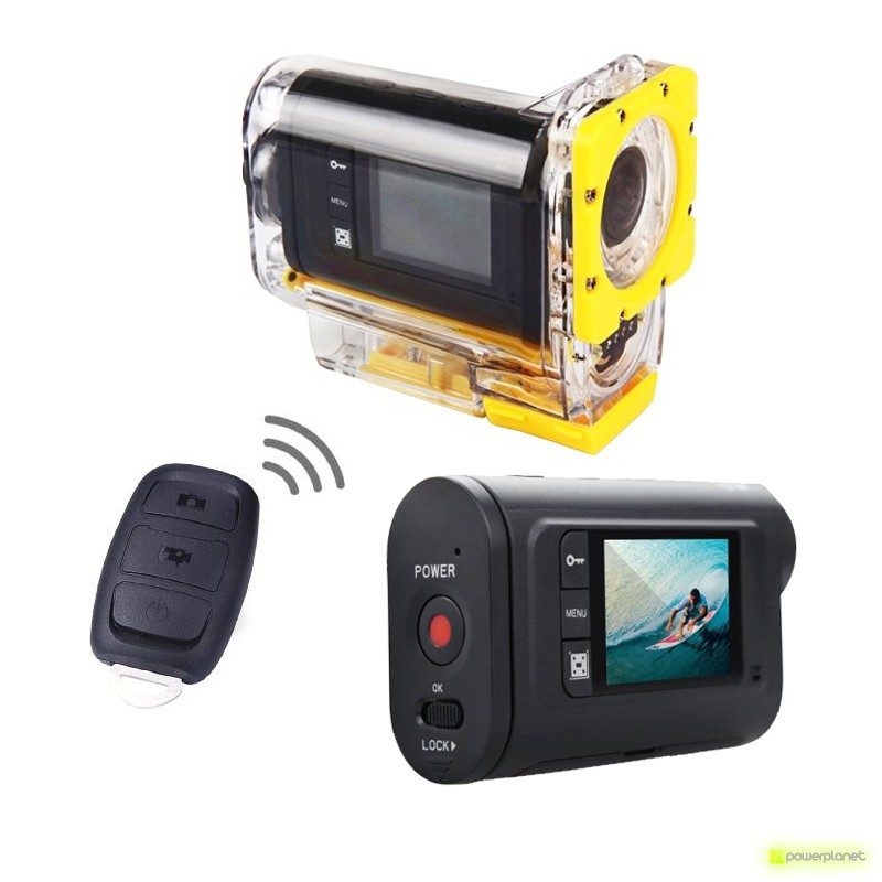 Video Cámara deportiva SJ3000 - camara barata - Ítem1