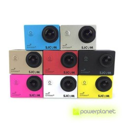 Action Cam SJCAM SJ4000+ Plus 2K - Item10