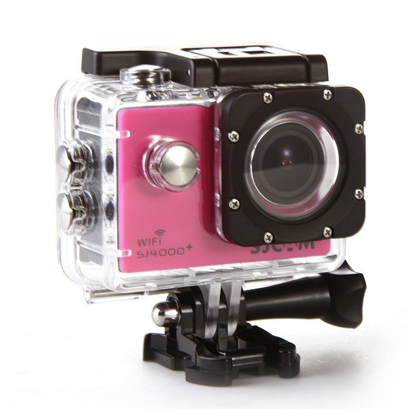 Action Cam SJCAM SJ4000+ Plus 2K - Item1