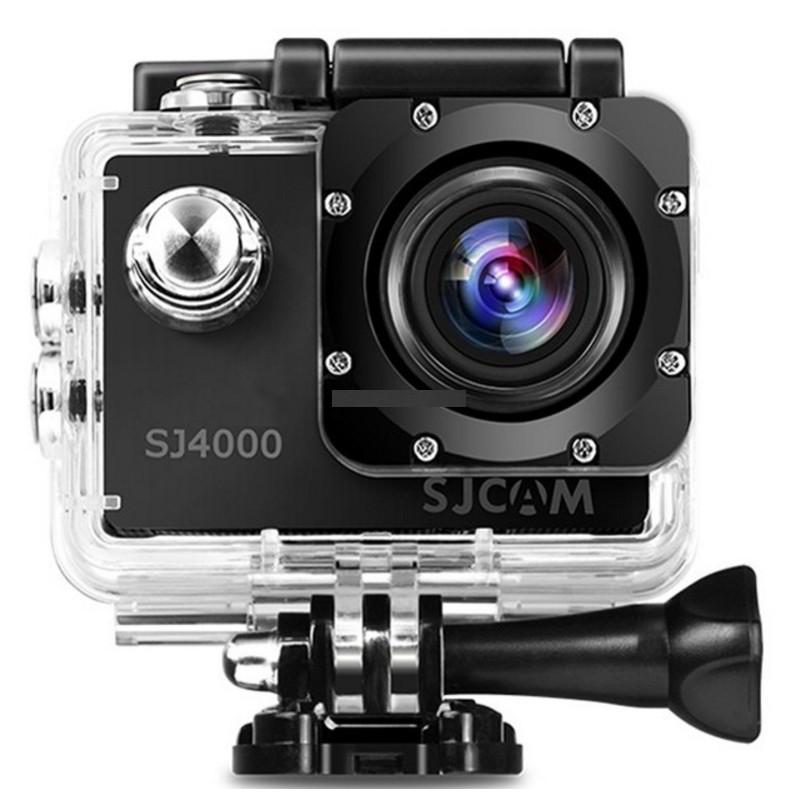 Action Câmera SJCAM SJ4000 - Câmera barata