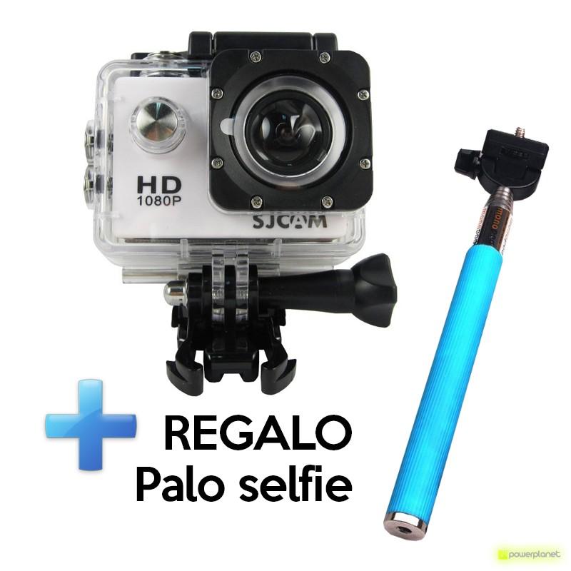 Video Câmera SJCAM SJ4000 - Câmera barata