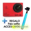 Video Cámara Deportiva SJCAM SJ4000+ Plus 2K WiFi