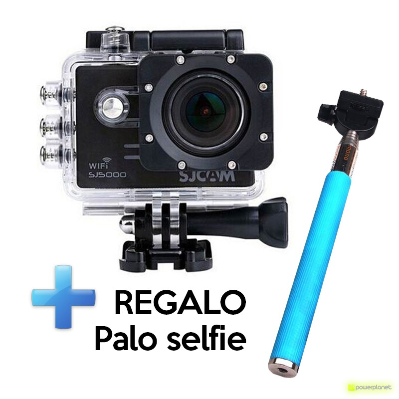 Comprar video cámara SJCAM Sj5000 Wifi