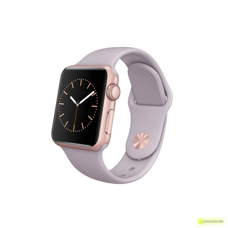 Apple Watch Apple Watch Sport ouro Rosa Correa Lavanda Smartwatch