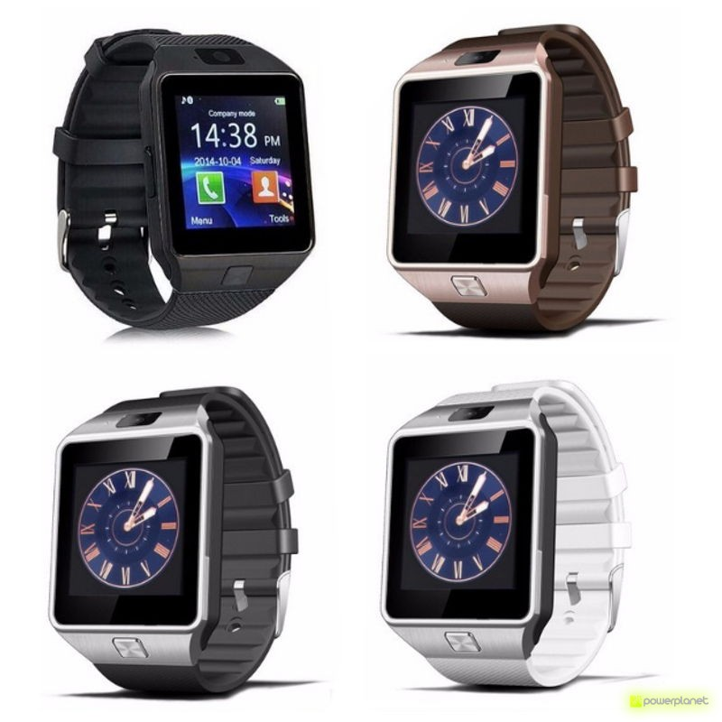 Smartwatch DZ09 - Item6