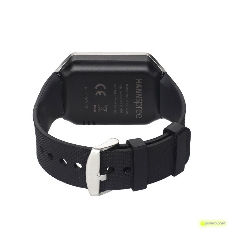 Hannspree SW1BSC1B Smartwatch - Item1
